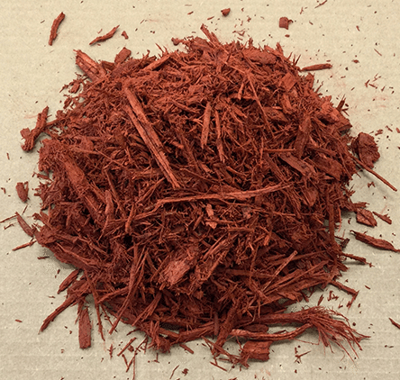 mulch red colorscape